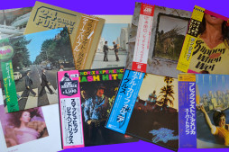 Japanese Pressings
