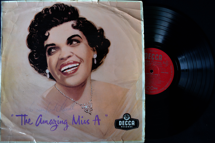 Winifred Atwell The Amazing Miss A Vinyl Mono