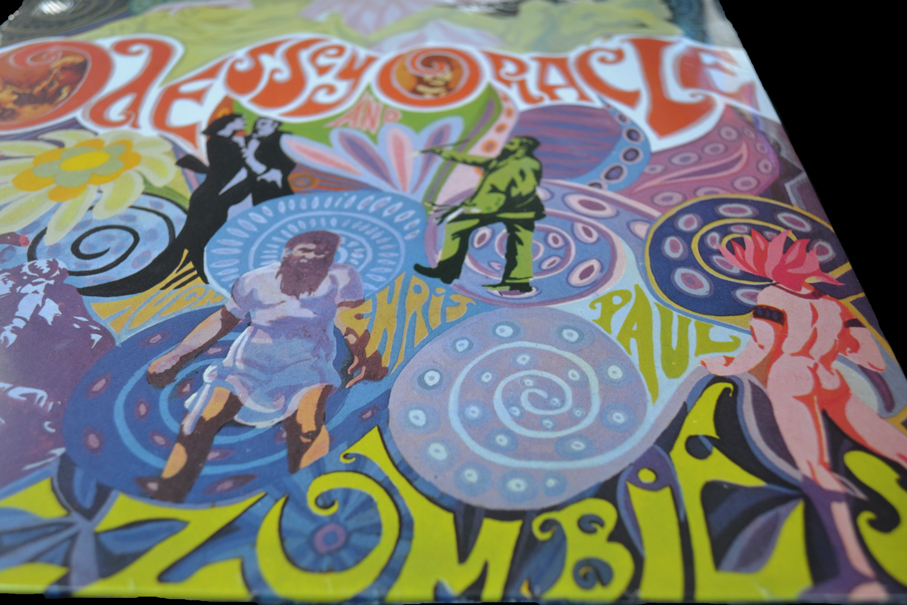 The Zombies Odessey Amp Oracle Vinyl 30th Anniversay