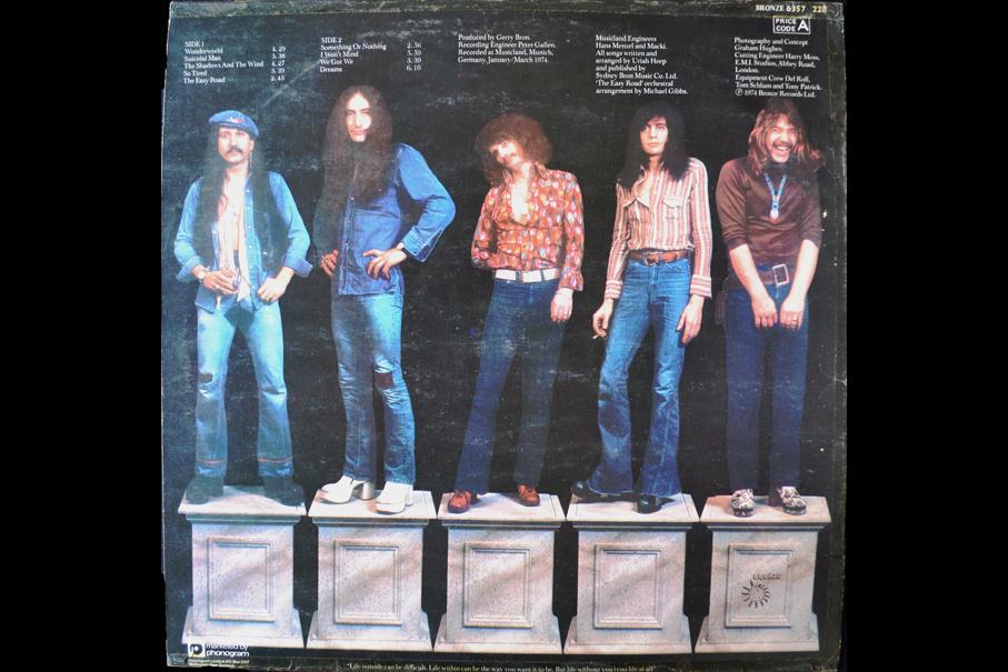 Uriah Heep Wonderworld Vinyl Rockstuff