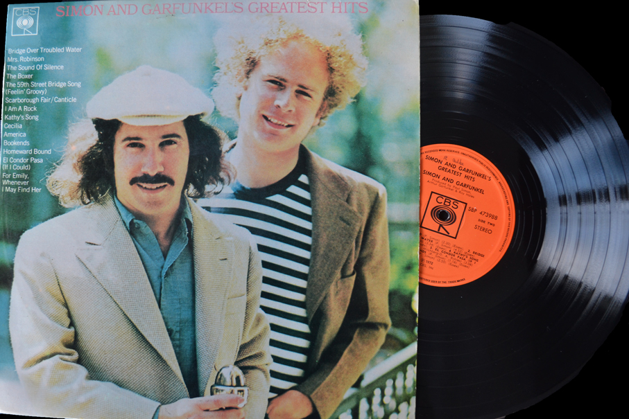 Simon And Garfunkel Greatest Hits Vinyl Rockstuff