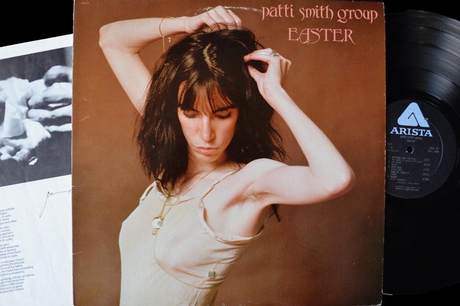 Image result for easter-patti smith