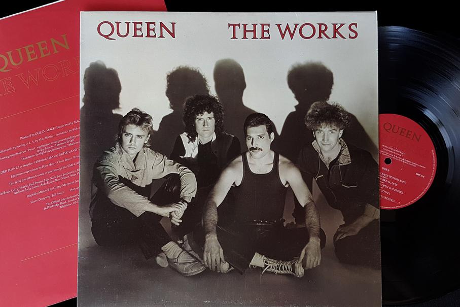 Queen - The Works (Vinyl)